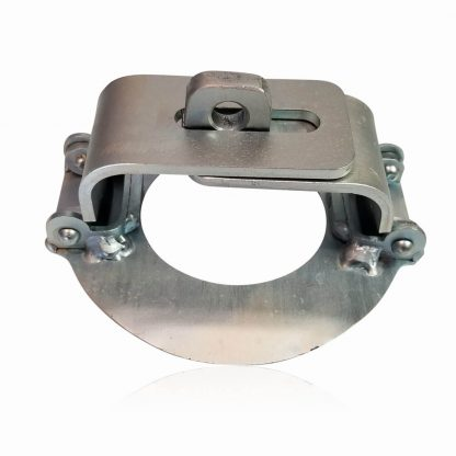 semi truck locking fuel cap cover diesel guard